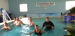 Hydrotherapy Class